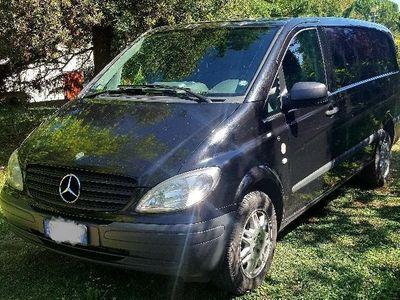 usata Mercedes Vito 3.0 120 CDI aut.PC-TN Furg. Compact