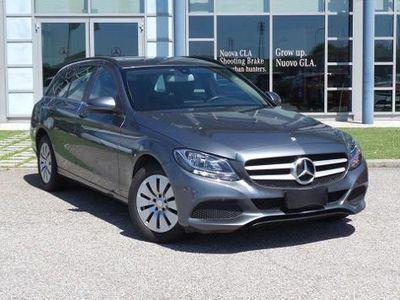używany Mercedes C200 Classe C SW (S205)BlueTEC S.W. Automatic Executi