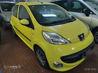 used Peugeot 107 1.4 HDi 5p. Sweet Years
