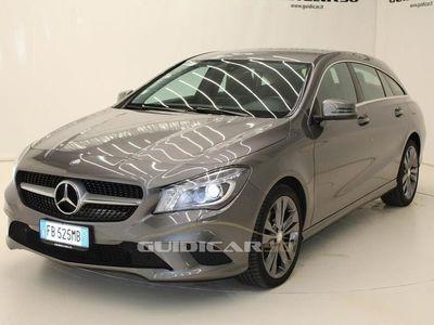 usata Mercedes 200 CLA SB(cdi) Sport