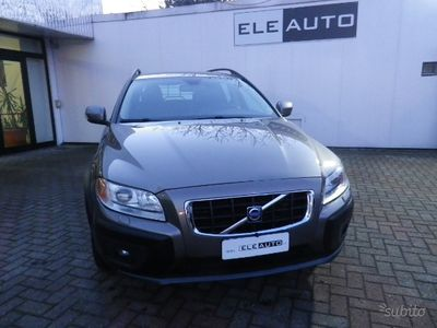 brugt Volvo XC70 2.4 D5 AWD Momentum Geartronic