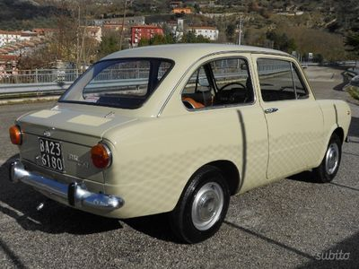 usado Fiat 850 Super(RESTAURO MANIACALE)5posti-1969