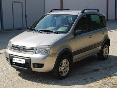 gebraucht Fiat Panda 4x4 1.3 mjt CLIMBING 2005