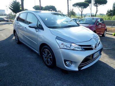 usata Toyota Verso 1.6 D-4D Active 7 POSTI NAVI CAMERA TAGLIANDATA