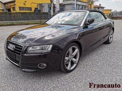 gebraucht Audi A5 Cabriolet 3.0 V6 TDI F.AP.qu.S tr. Amb.n