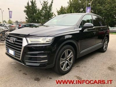 usata Audi Q7 3.0 TDI 218 CV ultra quattro Business PLUS