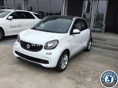 usata Smart ForFour Electric Drive