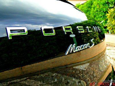 brugt Porsche Macan - 2015