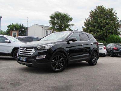 gebraucht Hyundai Santa Fe 2.2 CRDi 4WD A/T Style