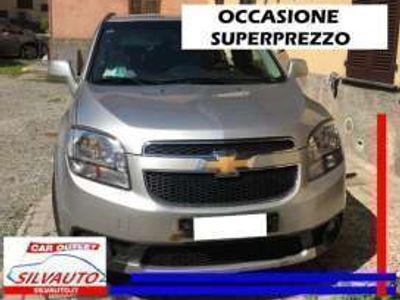 usata Chevrolet Orlando 2.0d ltz 163cv diesel