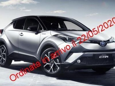 usata Toyota C-HR 2.0 HYBRID E-CVT TREND DEL 2020