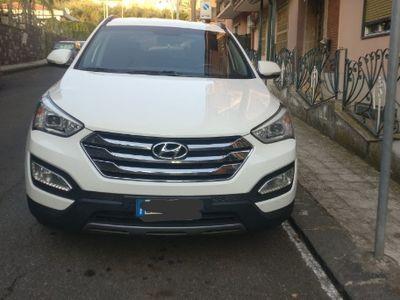 usata Hyundai Santa Fe 2.0 CRDi 4WD 150cv