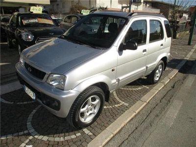 usata Daihatsu Terios 1.3i 16v Cat 4wd Sx Full Optional Garantito Usato