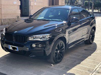 used BMW X6 M-sport 249cv full optional in garanzia