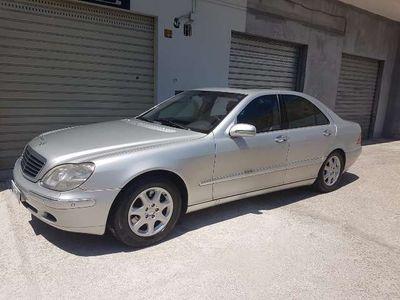 usata Mercedes S500 cat Lunga