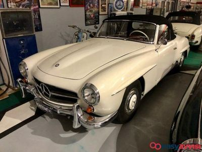 brugt Mercedes 190 sl restauro totale asi targa oro benzina