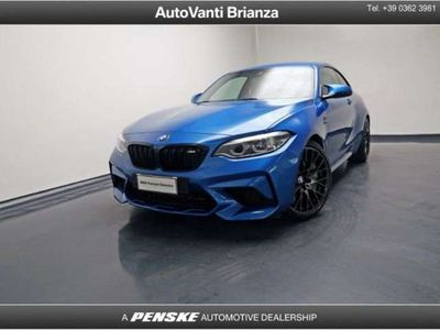usata BMW M2 Serie 2Coupé Competition