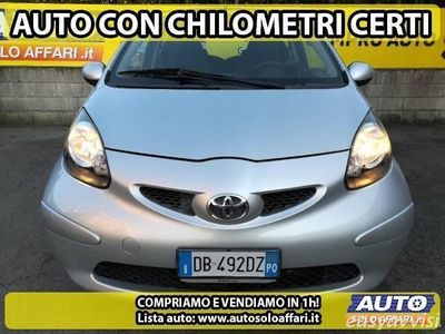 usata Toyota Aygo 1.0 5P DISTRIBUZIONE FATTA