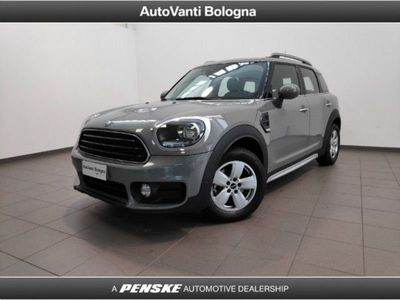 used Mini Cooper D Countryman 2.0 Countryman