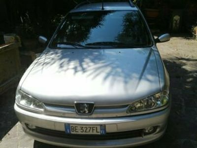 usata Peugeot 306 HDi 2.0