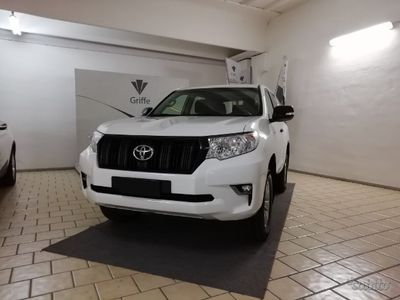used Toyota Land Cruiser 2.8D4-D 3porte Active, 2017
