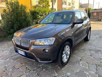 usata BMW X3 xDrive30dA Eletta IVA ESPOSTA UNICO PROPRIETARIO