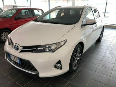 usata Toyota Auris Touring Sports 1.8 Hybrid Active