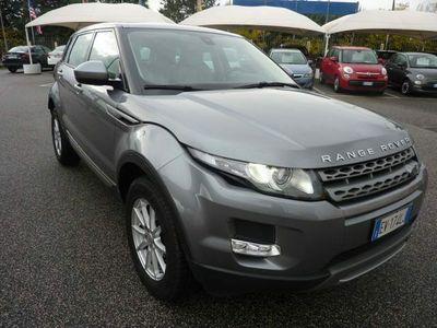 usata Land Rover Range Rover evoque 2.2 TD4 5p. Prestige usato