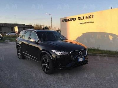 brugt Volvo XC90 XC90D5 AWD Geartronic R-design