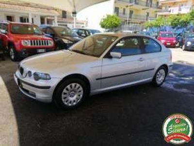 usata BMW 318 Compact td cat City MANIACALE Diesel