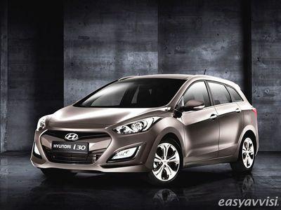 usata Hyundai i30 Wagon 1.6 CRDi 128 CV Comfort