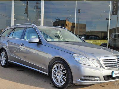 usata Mercedes E220 classecdi bluefficente elegance sw