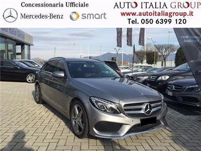 usata Mercedes C200 BlueTEC S.W. Premium