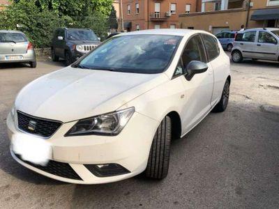 usata Seat Ibiza 1.4 TDI 90 CV CR 5p. Connect Grey