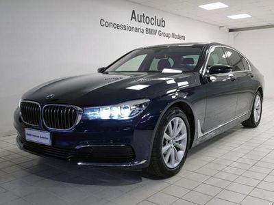 used BMW 730 d xDrive