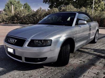 usata Audi A4 Cabriolet A4 2ª serie 2.5 V6 TDI cat