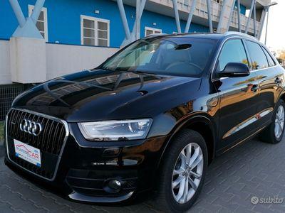usata Audi Q3 2.0d 177cv SLine