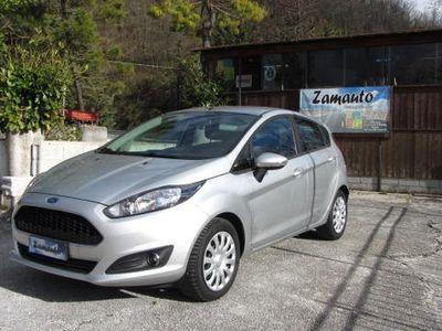 used Ford Fiesta 6ª 1.5 TDCI 75CV - NEOPATENTATI - NAVI