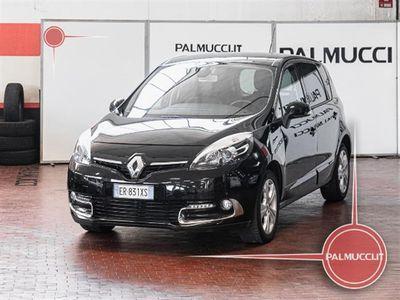 usata Renault Scénic Allestimento Cross 1.5 Diesel 110cv