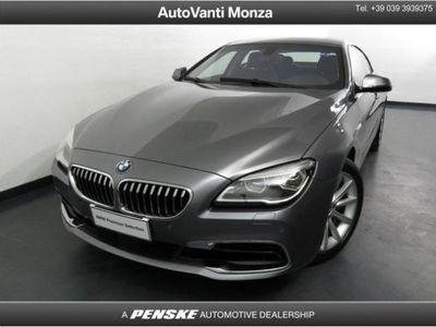 used BMW 640 Serie 6 GC d xDrive Gran Coupé Luxury