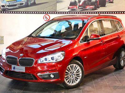 usata BMW 220 Gran Tourer d xDrive Luxury AUTO. - 7 POSTI