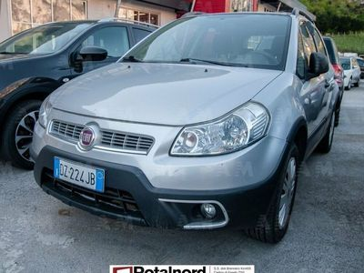 usata Fiat Sedici 1.6 16v Dynamic 4x4 120cv 4X4