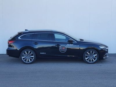 usata Mazda 6 2.2L 184CV Skyactiv-D WGN AWD AT Exclusive Roma