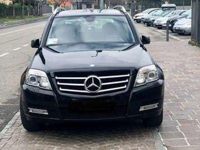 usata Mercedes GLK200 CDI 2WD BlueEFFICIENCY Premium