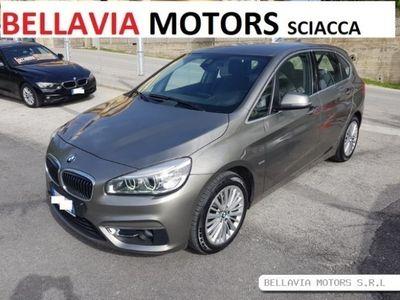usata BMW 220 Serie 2 A.T. d 190CV LUXURY AUTOMATIC