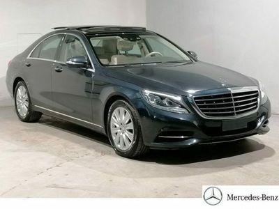 usata Mercedes S350 d 4Matic Premium COMAND Tetto