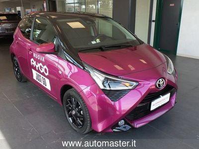 begagnad Toyota Aygo 1.0 VVT-i 72 CV 5 porte x-cite