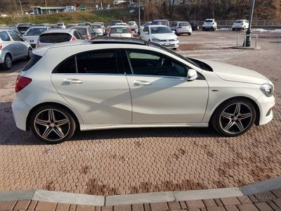 usata Mercedes A250 premium amg €468/M FH