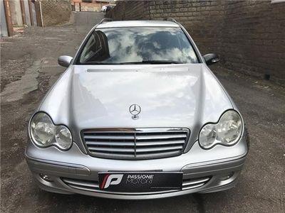usata Mercedes C220 *DIESEL*S.W.*IMPECCABILE*