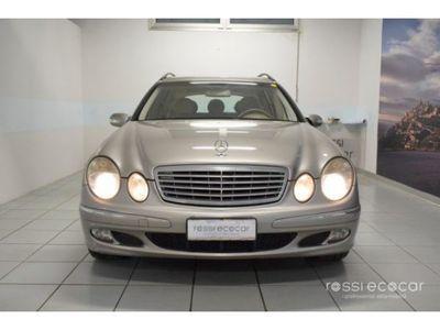 gebraucht Mercedes E220 CDI cat S.W. Elegance rif. 10614346